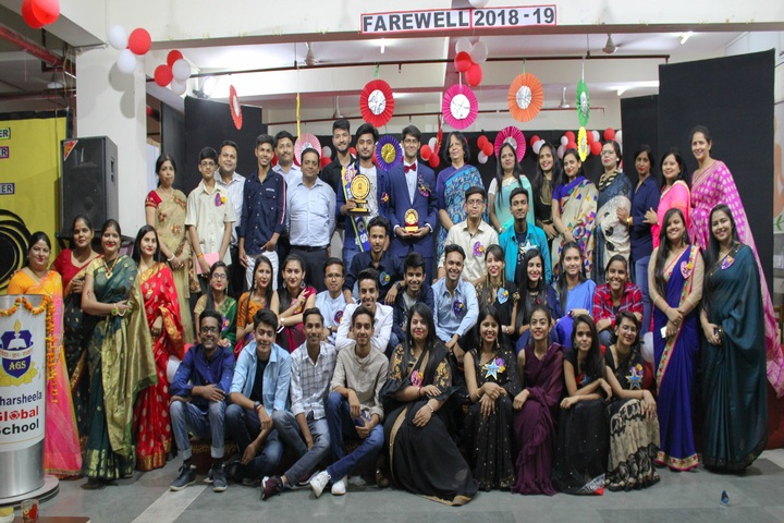 Adharsheela Global School - Farewell