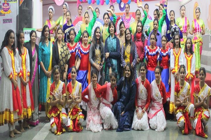 Adharsheela Global School - Inter House Day