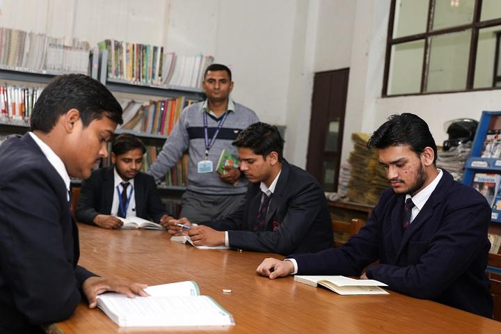 Adharsheela Global School - Library
