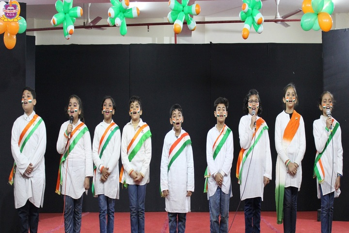 Adharsheela Global School - Republic Day