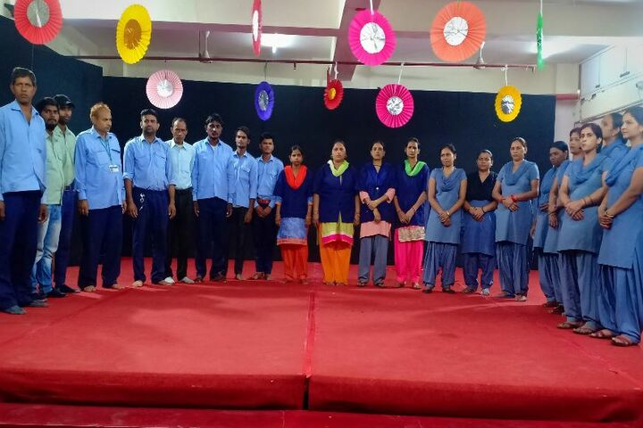 Adharsheela Global School - Special Assembly