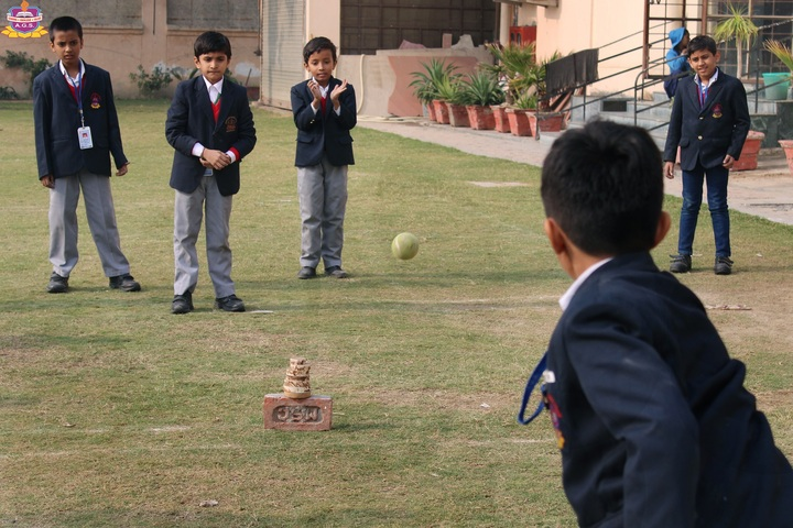 Adharsheela Global School - Sports