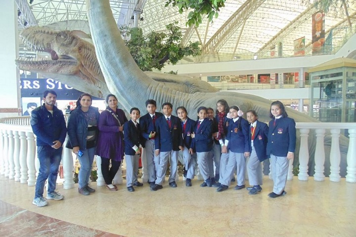 Adharsheela Global School - Tour