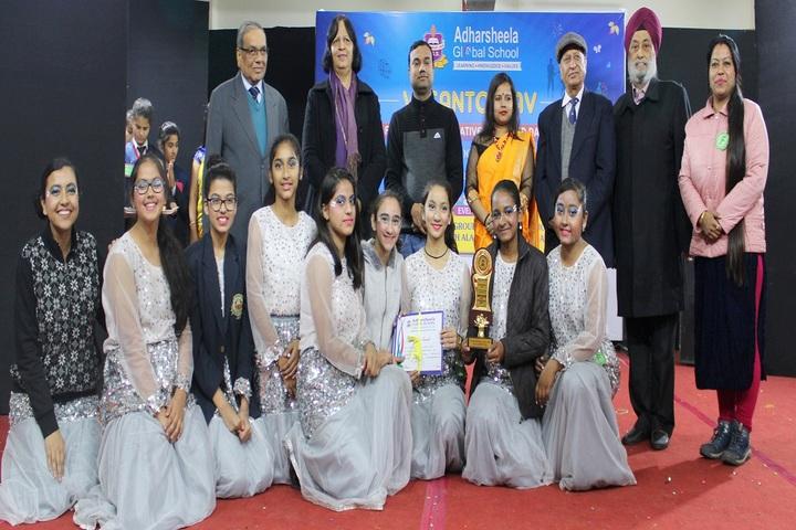 Adharsheela Global School - Vasantotsav