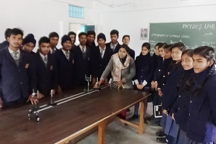 Aditya Public School - Physics Lab