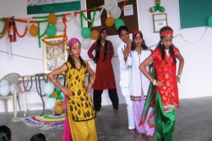 Aditya Public School - Republic Day Celebrations
