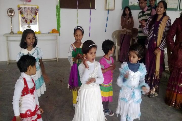 Aditya Public School -Fancy Dress Competition