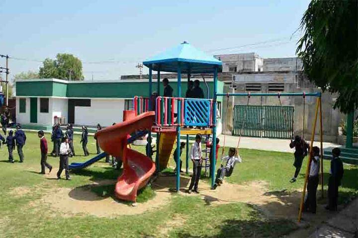 Agra Public School - Kids Play Area