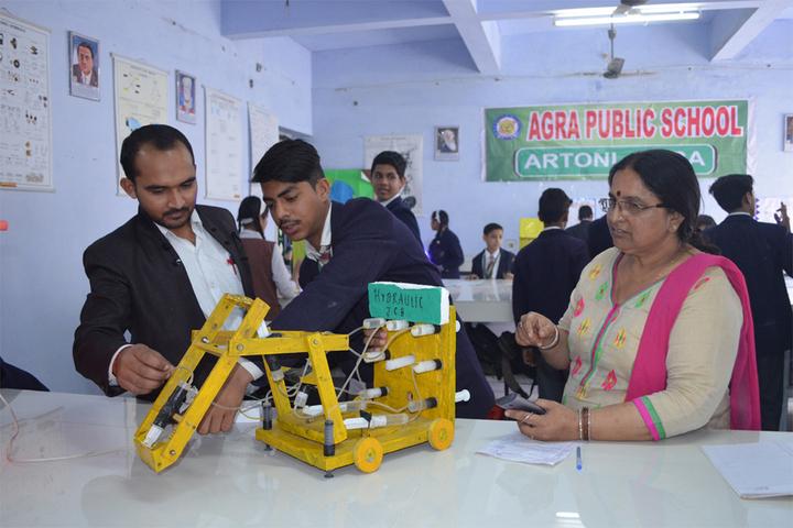 Agra Public School - Workshop