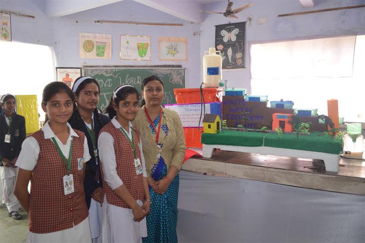 Agra Public School- Activity