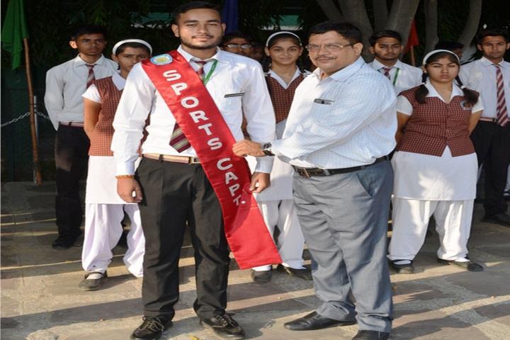 Agra Public School- Sports Achievers