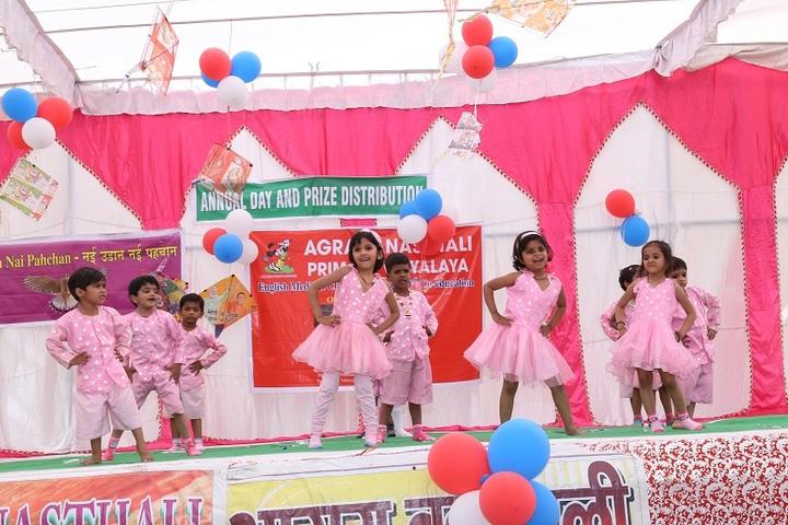 Agra Vanasthali Vidyalaya-Dance
