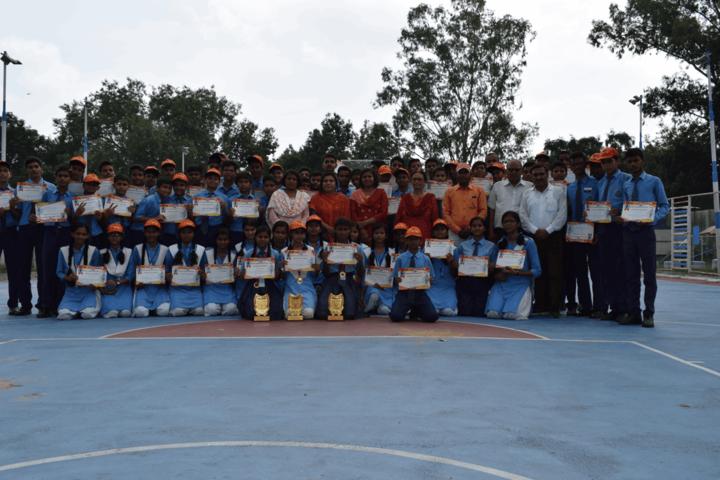 Air Force School-Achievement Day