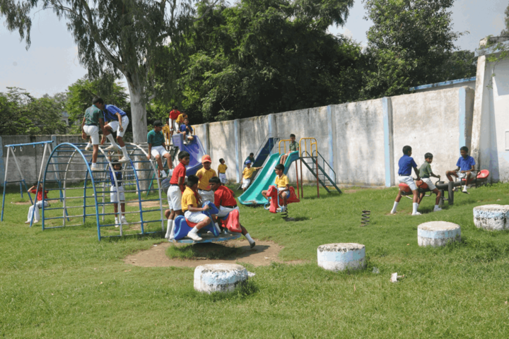 Air Force School-Kids Play Area
