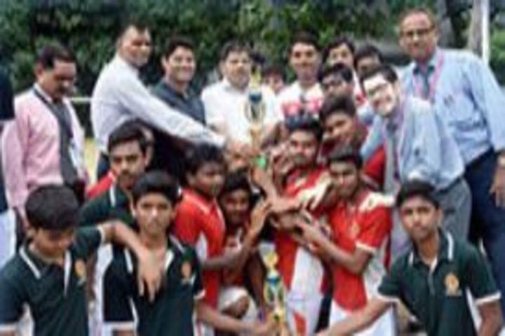 S K P Vidya Vihar-Achievements