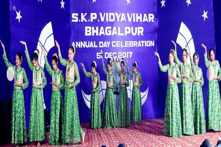 S K P Vidya Vihar-Dance Activity