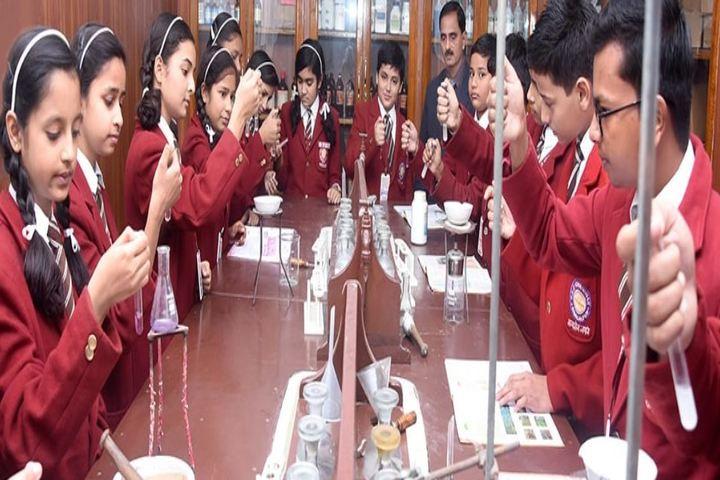 S K P Vidya Vihar-Lab
