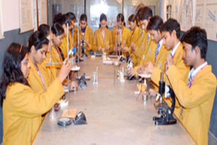 S K P Vidya Vihar-Science Lab