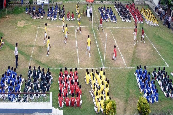 S K P Vidya Vihar-Volly Ball