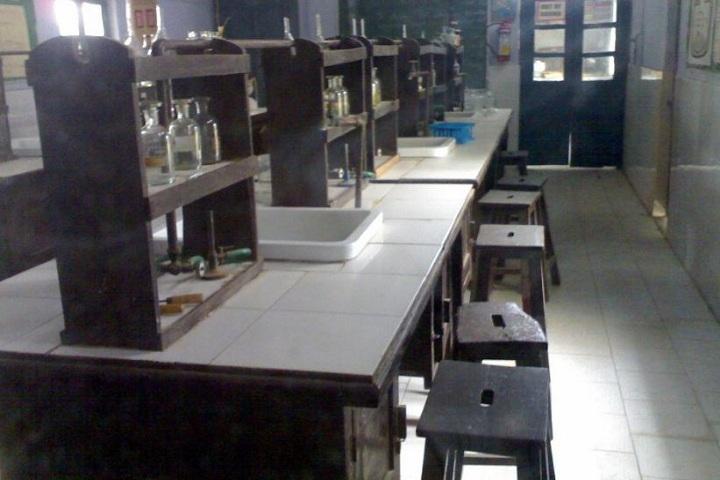 Air Force School-Chemistry Lab