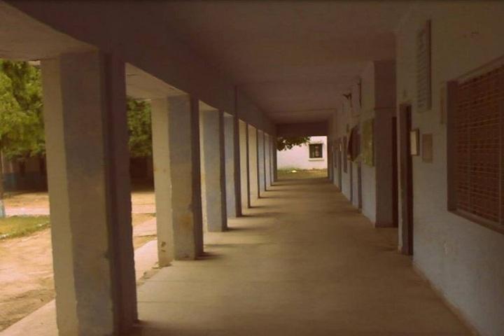 Air Force School-School Corridor