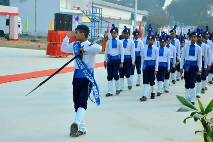 Air Force School-Parade