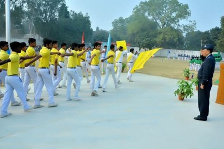 Air Force School-Sports Day