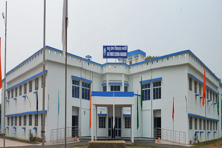 Air Force School-School Building