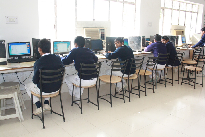 Air Force School-Computer Lab