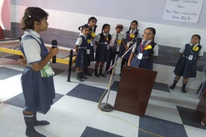 Ajmani International School - Debate