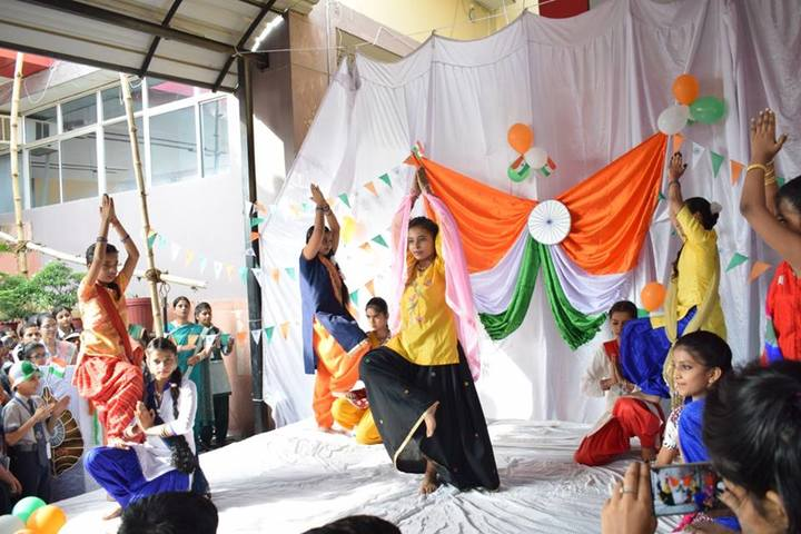 Ajmani International School - Independence Day Celebrations