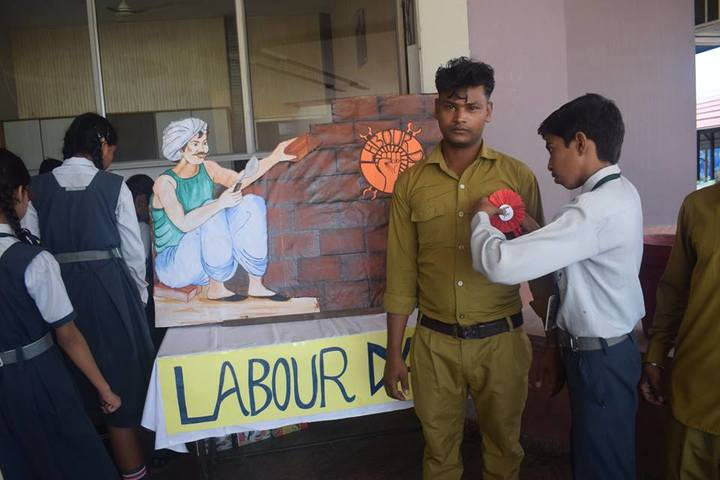 Ajmani International School - Labour Day Celebrations