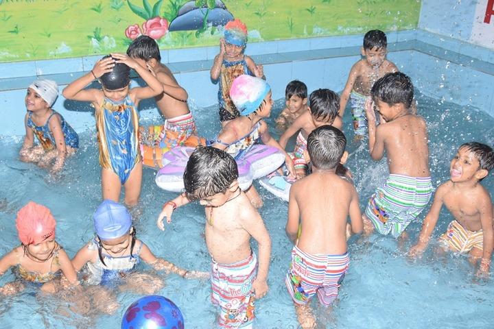 Ajmani Public School-Swimming pool