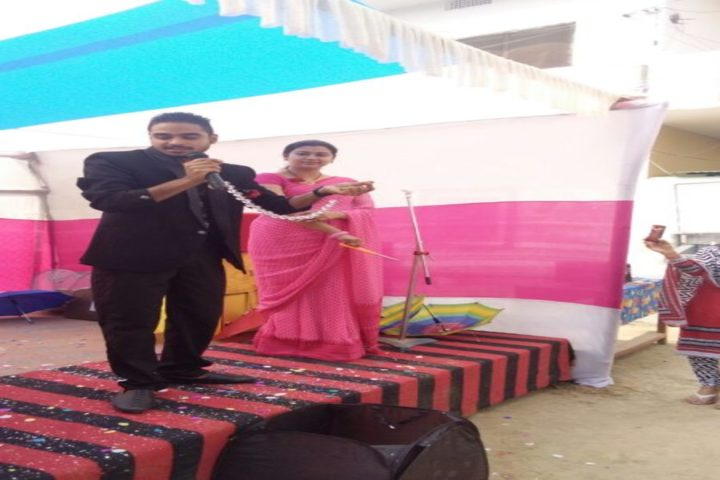 S N Memorial International School-Kohinoor Magic Show