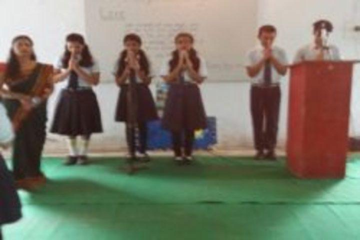 S N Memorial International School-Pledge