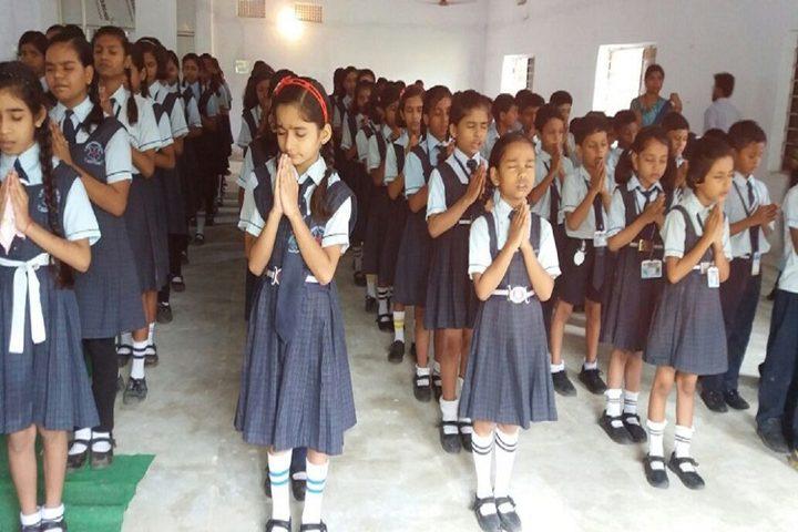 S N Memorial International School-Prayer