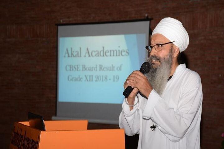 Akal Academy-Speech Activity