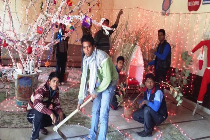 Akanksha Global Academy - Christmas Celebrations