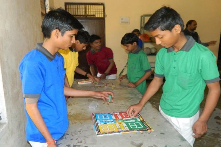 Akanksha Global Academy - Indoor Games
