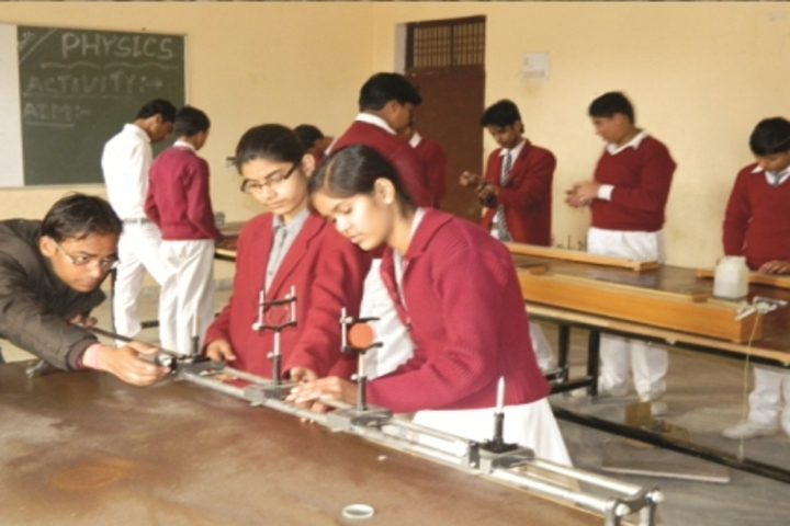 Akanksha Global Academy - Physics Lab