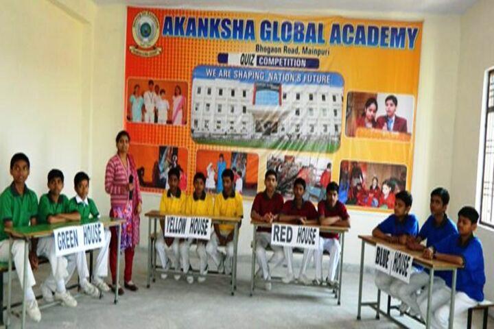 Akanksha Global Academy - Quiz Competition