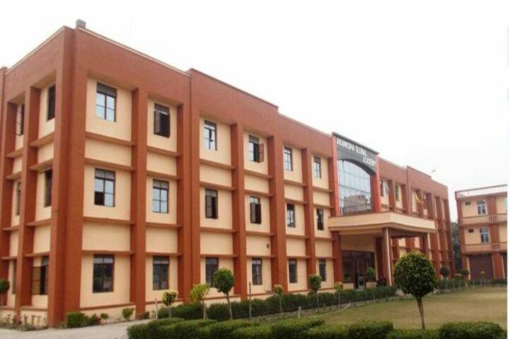 Akanksha Global Academy - School Outlook
