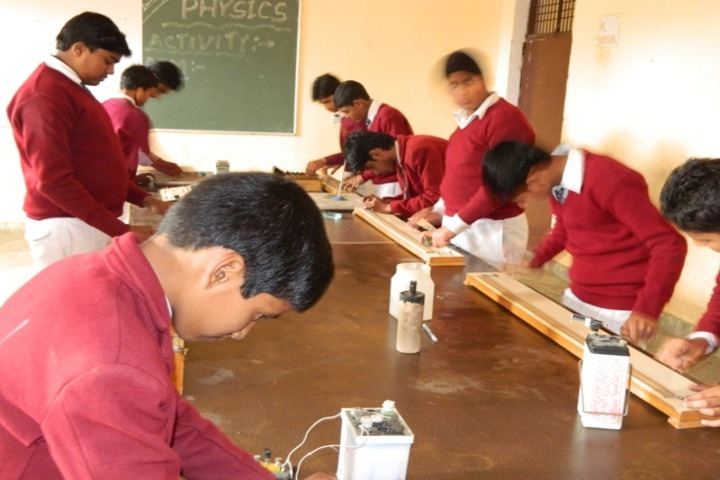 Akanksha Global Academy - Science Lab