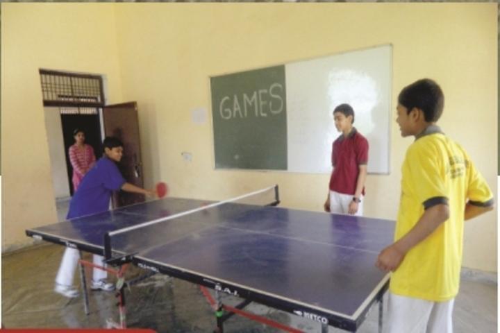 Akanksha Global Academy - Table Tennis