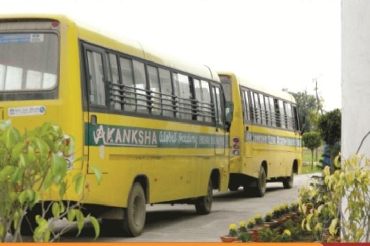 Akanksha Global Academy - Transport Facility