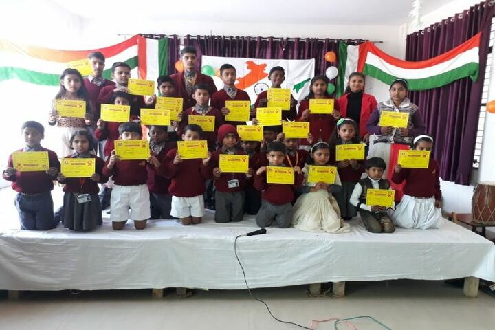 Akshar Jyothi Public School-Achievement Day