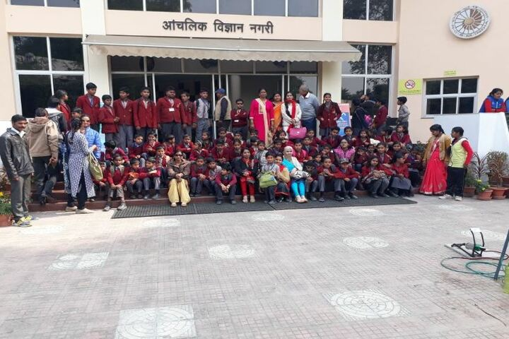 Akshar Jyothi Public School-Excursion