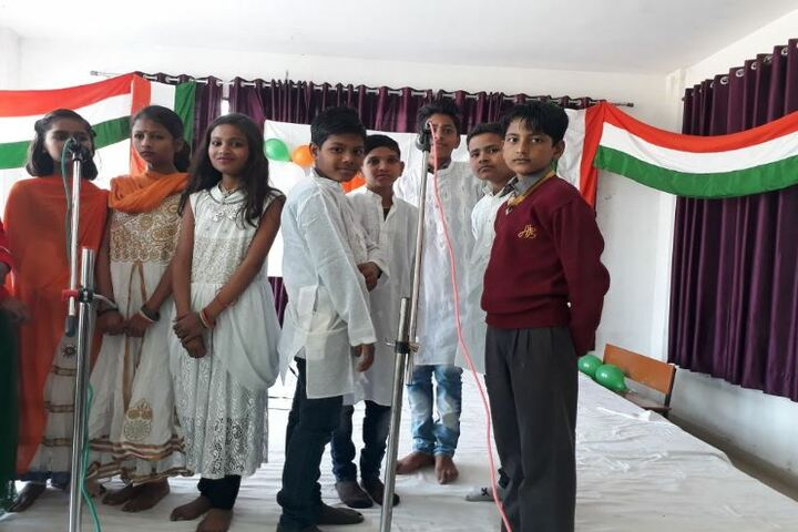 Akshar Jyothi Public School-Independence Day Celebrations