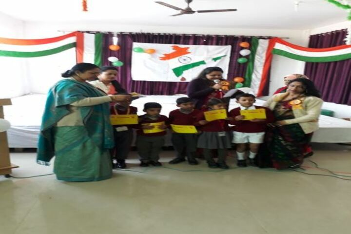 Akshar Jyothi Public School-Republic Day Celebrations