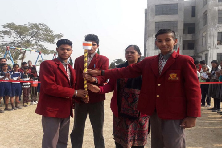 Akshar Jyothi Public School-Sports Day
